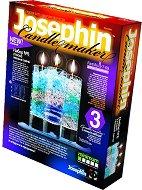 """Създай сам 3 декоративни свещи - Комплект 6 - Творчески комплект от серията """"Candlemaker"""" - творчески комплект"""