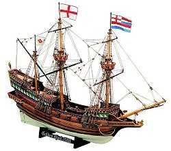 Галеон - Golden Hind - Golden Hind - макет