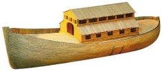 Ноевият ковчег - Сглобяем модел от дърво - макет