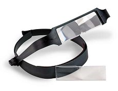 Очила - лупа - Инструмент за сглобяване на модели и макети - макет