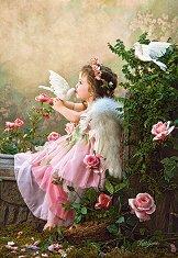 Ангелска целувка - пъзел