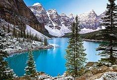 Скалисти планини в Канада - пъзел