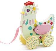 Кокошката Cotcotte - играчка