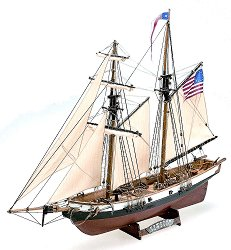 Клипер - Newport - Сглобяем модел от дърво - макет
