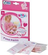 """Храна за кукла - Бейби Борн - Аксесоар от серията """"Baby Born"""" - играчка"""
