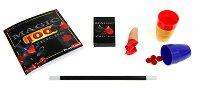 100 магически трика - Комплект за фокуси - хартиен модел