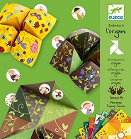 Оригами - Птици - детски аксесоар
