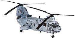 Хеликоптер - CH-46E Bull Frog - Сглобяем авиомодел -
