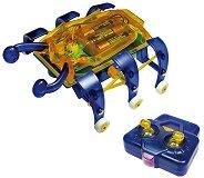 Радиоуправляем паяк - Детски конструктор -