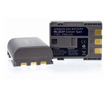 Батерия HL-2LHP - Аналог на Canon NB-2LH - батерия