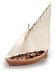 Риболовна лодка - La provencale - Сглобяем модел от дърво - макет