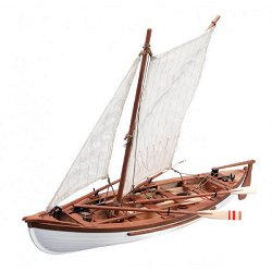 Лодка - Providence - Сглобяем модел от дърво - макет