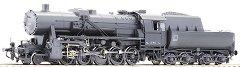Парен локомотив - BR 52 - ЖП модел - макет