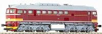 Дизелов локомотив - T679 - ЖП модел със звук -