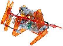Механично кенгуру - Сглобяем модел с мотор -