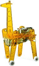 Крачещ жираф - Сглобяем модел с мотор - макет