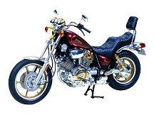 Мотор - Yamaha Virago XV1000 - Сглобяем модел -