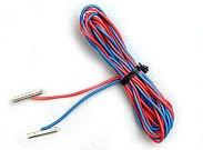 Захранващ кабел с пинове - Аксесоар за ЖП модели и макети -
