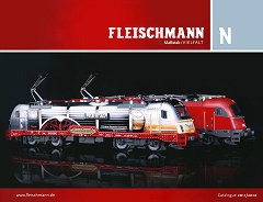 N Каталог - Fleischmann 2011/2012 - За модели с мащаб N - продукт