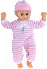 "Музикална кукла - Бебе - Детска играчка от серията ""Lovely Baby"" -"