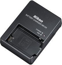 Зарядно Nikon MH-24 - За батерия Nikon EN-EL14 -