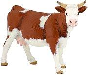 Крава - Фигура от серията Животните във фермата - кукла