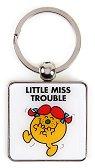 Ключодържател - Little miss trouble -