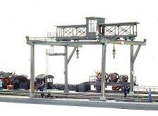 ЖП кран - Сглобяем модел - макет