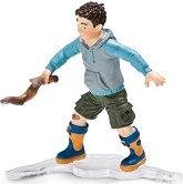 Момче с пръчка - Фигура от серия Фермата -