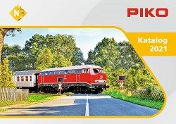 N Каталог - Piko 2012 - За модели с мащаб N - макет