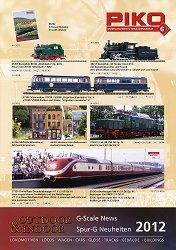 G Брошура с нови продукти - Piko 2012 -