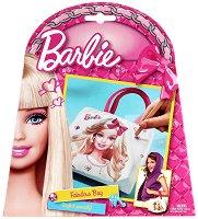 Декорирай сама - Чанта Barbie - творчески комплект