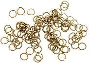 Метални пръстени - Ø 4 mm - продукт
