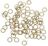 Комплект месингови пръстени - продукт
