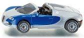 """Автомобил - Бугати Вейрон Гранд Спорт - Метална количка от серията """"Super: Private cars"""" - играчка"""