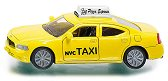 Автомобил - Американско такси - Метална количка - играчка