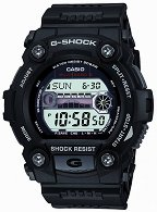 "Часовник Casio - G-Shock Tough Solar GW-7900-1ER - От серията ""G-Shock: Tough Solar"""