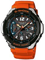 "Часовник Casio - G-Shock Tough Solar GW-3000M-4AER - От серията ""G-Shock: Tough Solar"""