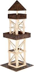 Наблюдателна кула - Сглобяем модел от дърво -