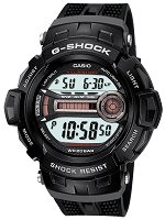 "Часовник Casio - G-Shock GD-200-1ER - От серията ""G-Shock"""