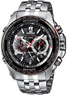 "Часовник Casio - Edifice Tough Solar EQW-M710DB-1A1ER - От серията ""Edifice: Tough Solar"""