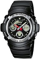 "Часовник Casio - G-Shock AW-590-1AER - От серията ""G-Shock"""