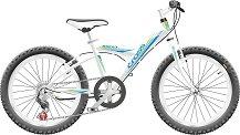 "Rocky - Детски велосипед със стоманена рамка 20"""