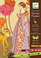 Оцветявай с флумастери - Приказки и легенди - Творчески комплект за рисуване - фигура