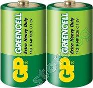 Батерия C - Цинк-Хлоридна (14G) - 2 броя - батерия