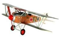 Военен самолет - Albatross D.III - Сглобяем авиомодел -