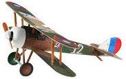 Военен самолет - Nieuport N.28 C-1 - Сглобяем авиомодел -