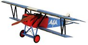 Военен самолет - Fokker D VII - Сглобяем авиомодел -