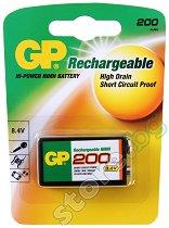 Батерия 8.4V - Акумулаторна NiMH (20R8H) 200 mAh - 1 брой -