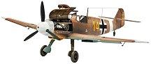 Военен самолет - Messerschmitt Bf 109 F-2/4 - Сглобяем авиомодел -